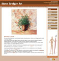 Steve Bridger Art Website
